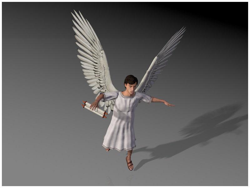 MESSAGE OF THE THREE ANGELS-MENSAJE DE LOS TRES ANGELES