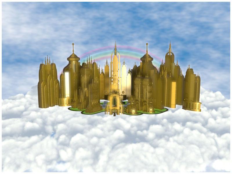 THE NEW JERUSALEM-LA NUEVA JERUSALEN